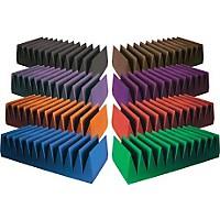 Auralex Venus Bass Traps 2'X4'x1' Panels (2 Pack) Plum