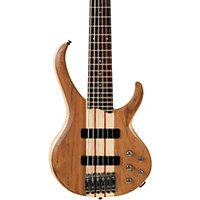 Ibanez Btb676 Btb 6-String Electric Bass Guitar Flat Natural
