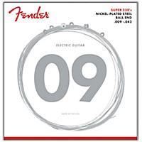 Fender 250L Super 250 Nickel-Plated Steel  ...