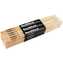 Goodwood 12-Pack Drumsticks 2B Nylon