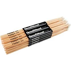 Goodwood 12-Pack Drumsticks Rock Nylon