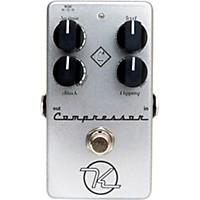 Keeley 4-Knob Compressor Guitar Effects Pedal