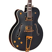 Gretsch Guitars G5191 Tim Armstrong Electromatic Hollowbody Left-Handed Electric Guitar Black