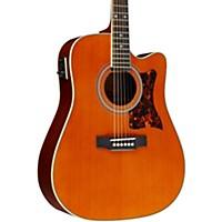Epiphone Masterbilt Dr-500Mce Acoustic-Electric Guitar Natural
