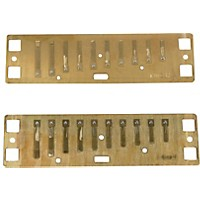 Lee Oskar Natural Minor Reed Plates  F Minor