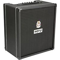 Orange Amplifiers Crush Pix Cr50bxt 50W 1X12 Bass Combo Amp Black