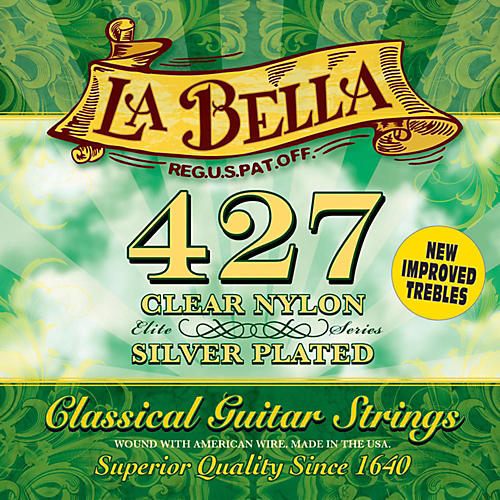 LaBella 427 Pacesetter Elite Classical Guitar Strings