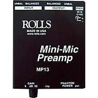 Rolls Mp13 Mini-Mic  ...