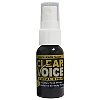 Clear Voice Vocal Spray Honey Lemon