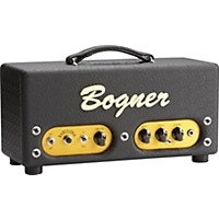 Bogner Barcelona 40W Tube Guitar Amp Head Comet Black