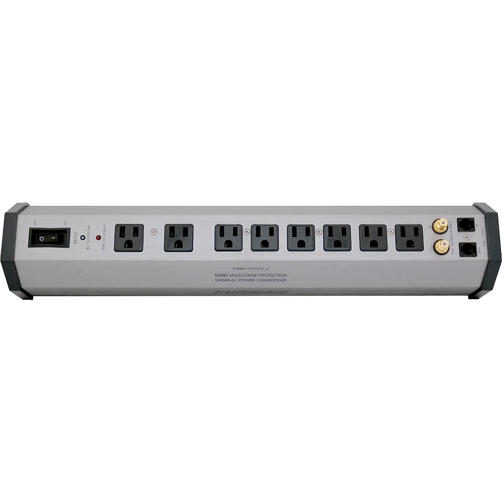 4. Furman PST-8 8 Outlet Power Station