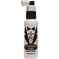 Entertainer's Secret Entertainer's Secret Throat Spray