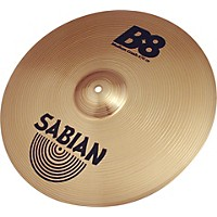 Sabian B8 Series Medium Crash Cymbal  16  ...