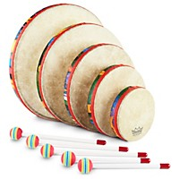 Remo Kid's Percussion Rain Forest Hand Drum  ...