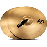 Sabian Aa Drum Corps Cymbals 18 In. Brilliant