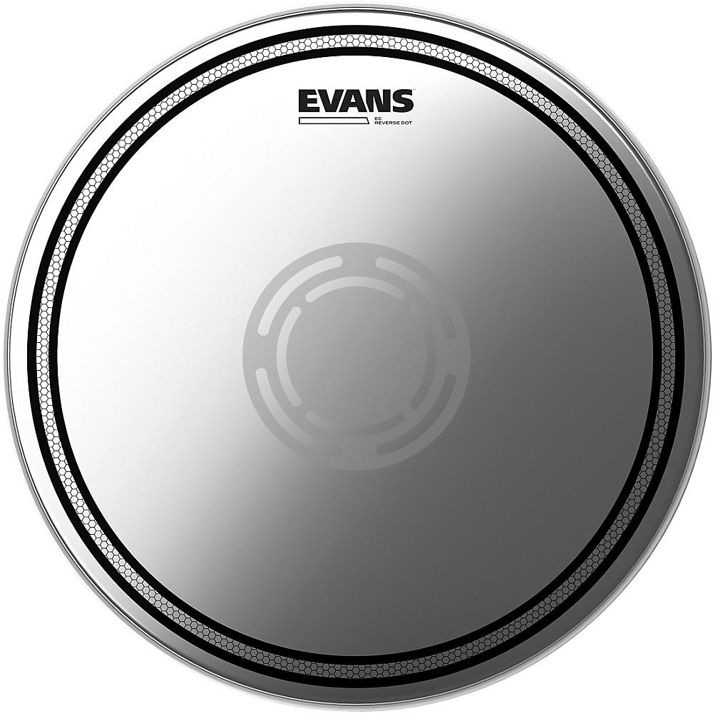 2. Evans EC Reverse Dot Snare Drum Head