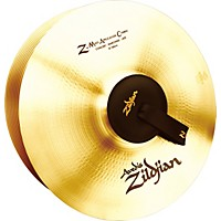 Zildjian A Z-Mac Cymbal Pair  16 In.