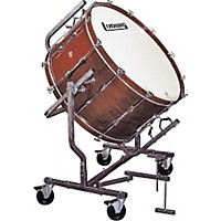 Ludwig Concert Bass Drum Mounted For Le788 Stand 36 X 16 In. Mahagony