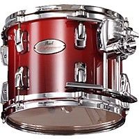 Pearl Reference Tom Drum Scarlet Fade 13 X  ...