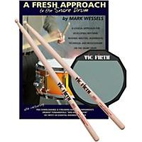Vic Firth Fresh Approach Starter Pack