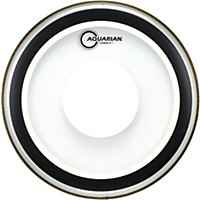 Aquarian Studio-X Power Dot Drumhead  16 In.