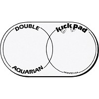 Aquarian Dkp2 Double Kick Drum  ...