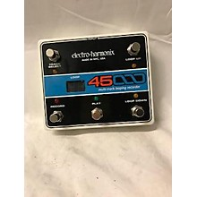 Electro-Harmonix 45000 FOOT PEDAL MultiTrack Recorder