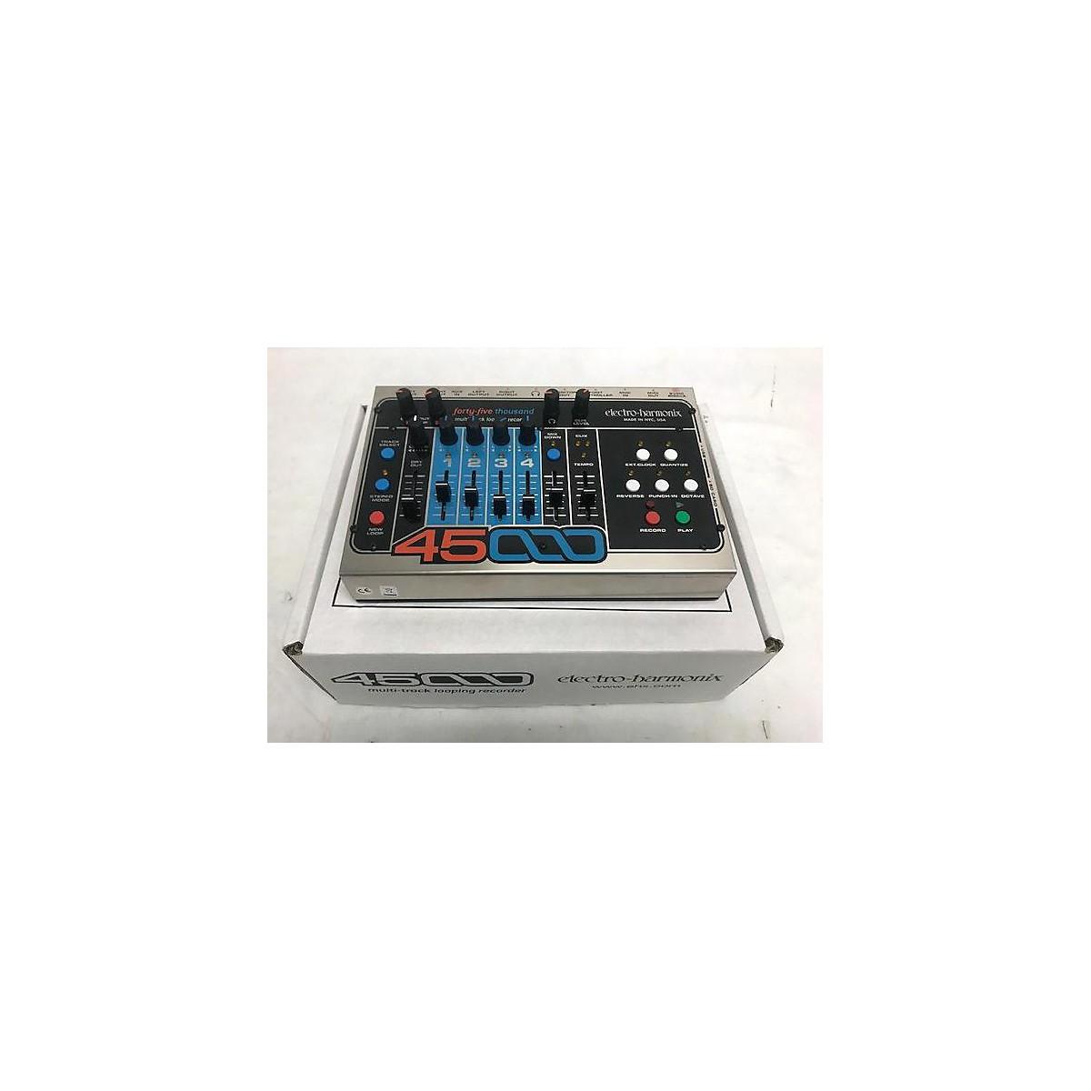 Electro-Harmonix 45000 Multi-track Looping Recorder Pedal