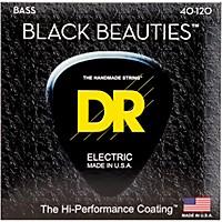 Dr Strings Black Beauties Coated 5-String  ...