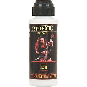 Dr Strings Stringlife Liquid Polymer Coated String Cleaner