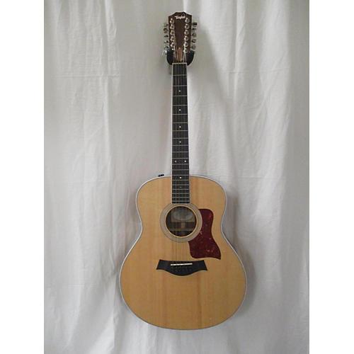 Taylor 458e 12 String Acoustic Guitar