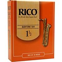 Rico Baritone Saxophone Reeds Strength 3.5  ...