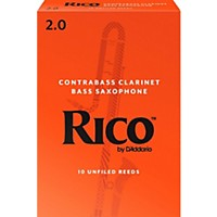 Rico Contra-Alto/Contrabass Clarinet Reeds,  ...