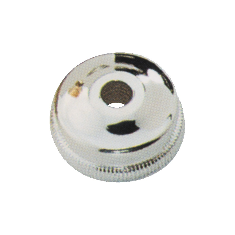 Bach Heavy Bottom Valve Caps Silver 1274115058678