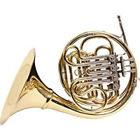 Hans Hoyer 801 Geyer Series Double Horn Lacquer Detachable Bell