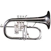 Antoine Courtois Paris Ac155-1-0 Professionel Bb Flugelhorn Silver Rose Brass Bell