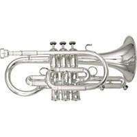 Kanstul 1535 Series C Cornet 1535-2 Silver