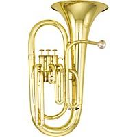 Kanstul 390 Series 3-Valve Baritone Horn 390-2 Silver