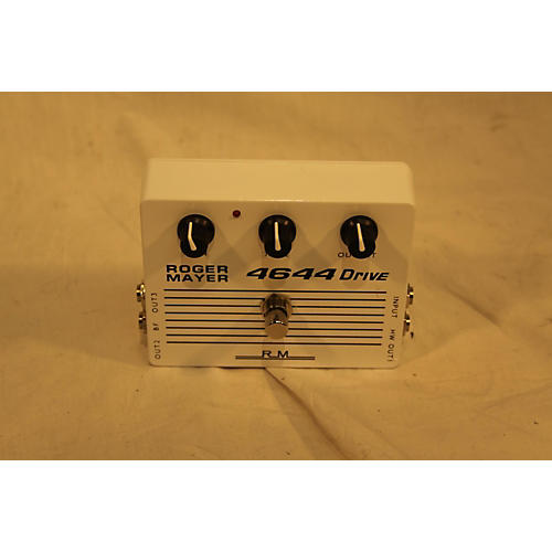 Roger Mayer 4644 Drive Effect Pedal