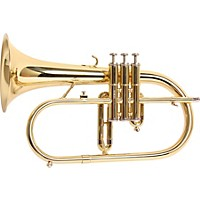 Getzen 895 And 896 Eterna Series Bb Flugelhorn Lacquer