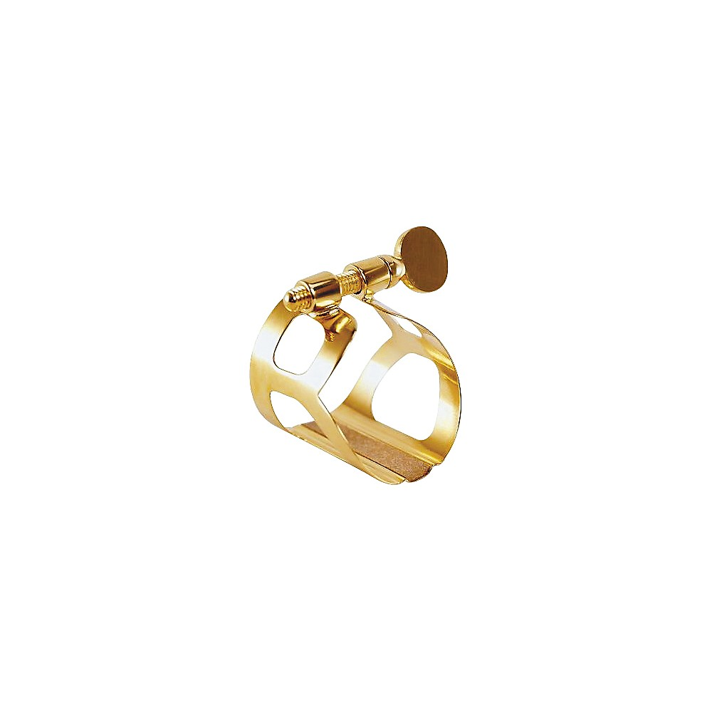 Bg Metal Tradition Clarinet  Ligatures Bb Clarinet Gold Plated 1274228071568