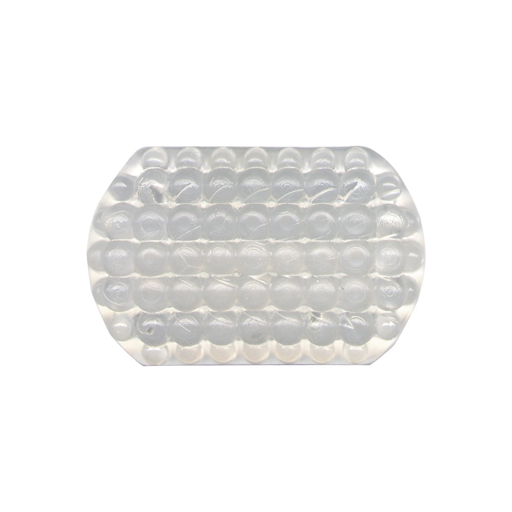 Super Sensitive Stoppin Endpin Floor Protector Large Clear 1274228070783