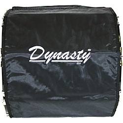 Dynasty Marching Bass Drum Covers 16 In.