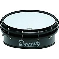 Dynasty Wedge Lite Series Marching Snare Drum Black