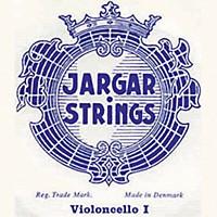 Jargar Cello Strings D, Medium 4/4 Size