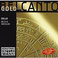 Thomastik Belcanto Cello Strings 4/4 Size G String Chrome