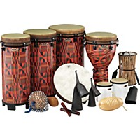 Remo World Music Drumming Packages Package A 51 Instruments