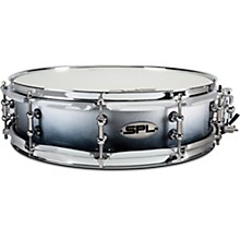 468 Series Snare Drum 14 x 4 in. Silver Tone Fade