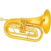 King 1129 Ultimate Series Marching Bb Euphonium 1129 Lacquer
