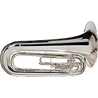 King 1151 Ultimate Series Marching Bbb Tuba 1151Sp Silver